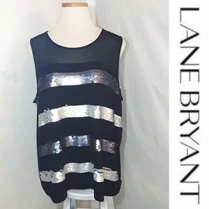 Lane Bryant | Sequence Detail Tank To